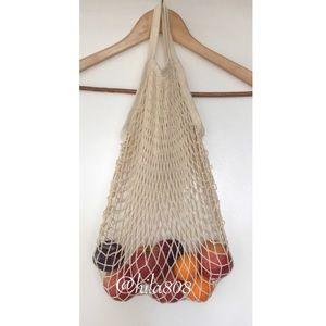 🆕Eco Friendly Net Tote Bag